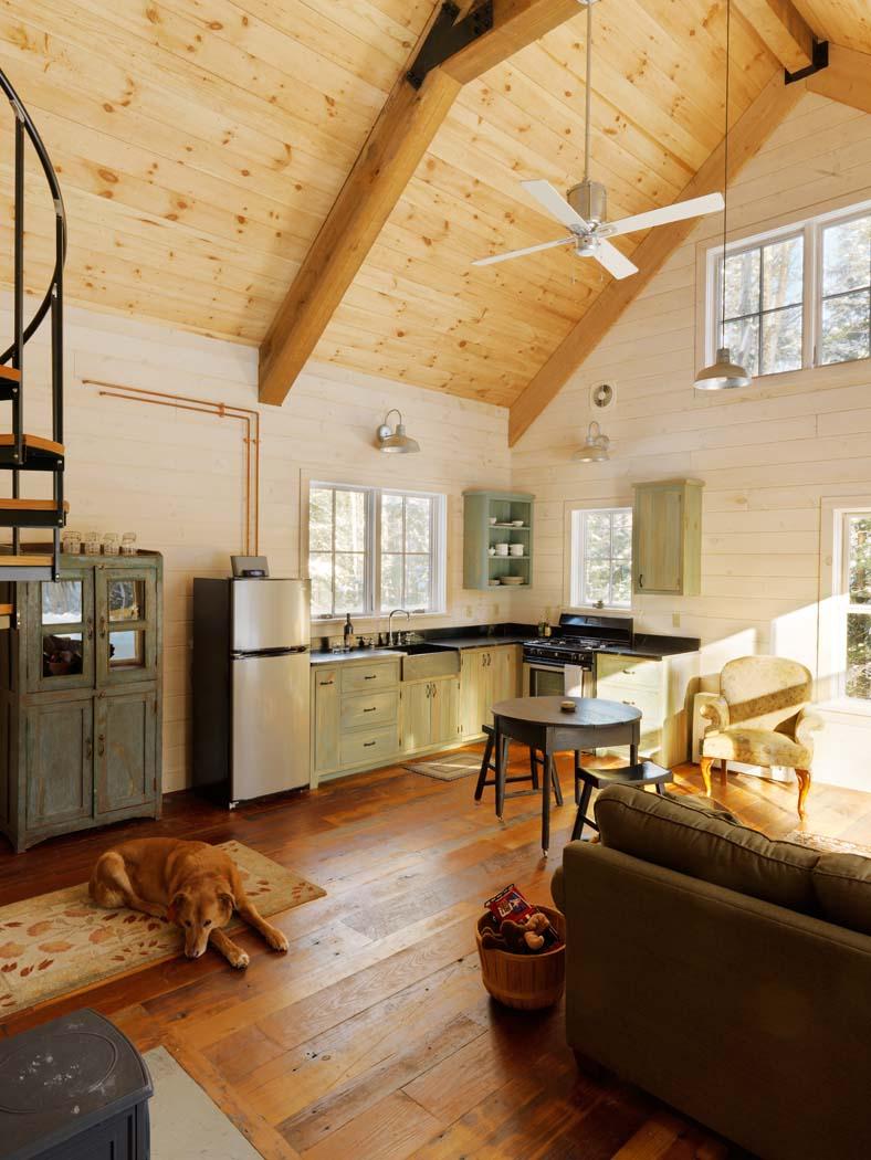 Rustic Woods Cabin