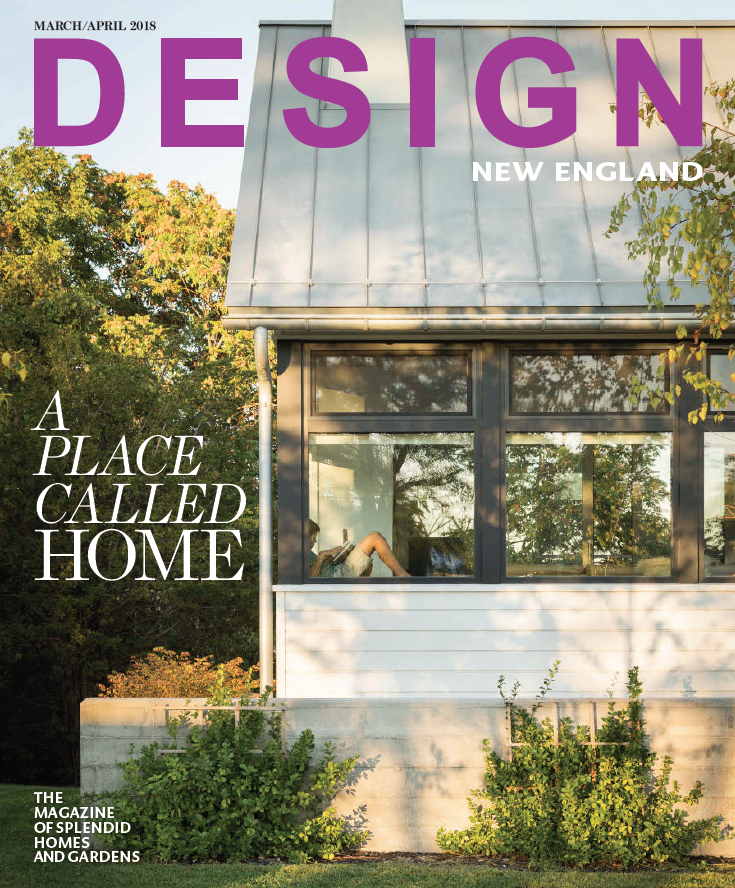 Design New England Magazine